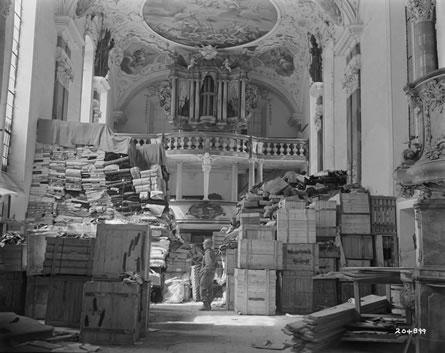 Colección personal de Hitler incautada por los Aliados