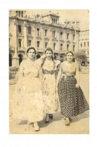 Plaza San Martín (Lima, años 60)