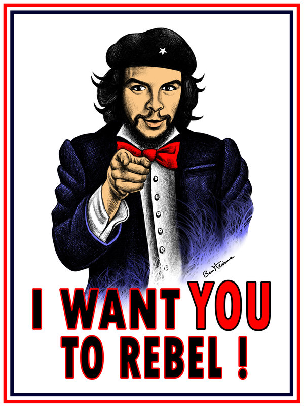 santo_guerrilla_che_i_want_you