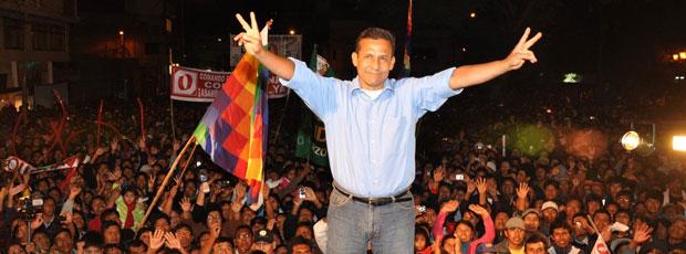¿Qué significa el triunfo de Ollanta Humala? Opinan los historiadores